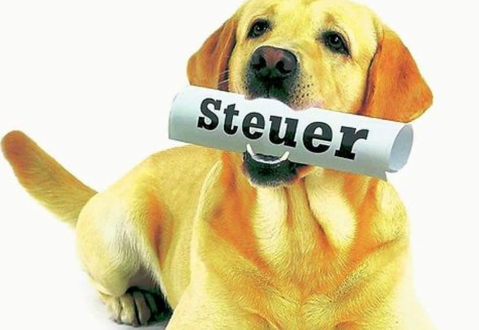 Hundesteuersatzung ab 01.01.2019