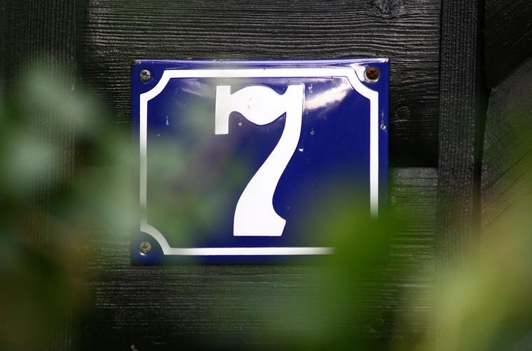 Verdeckte Hausnummer – Polizeipräsidium informiert