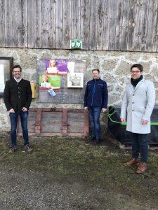 Neuer Defibrillator in Haidbichl, Haidbichler Straße 5