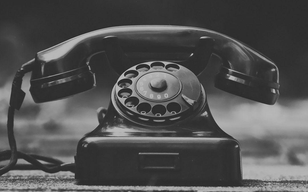 Gemeinde-Jingle und boarische Telefonansage
